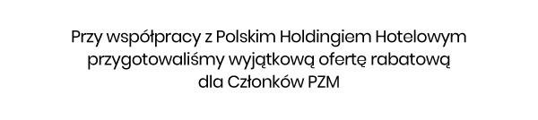 Newsletter Polski Holding Hotelowy